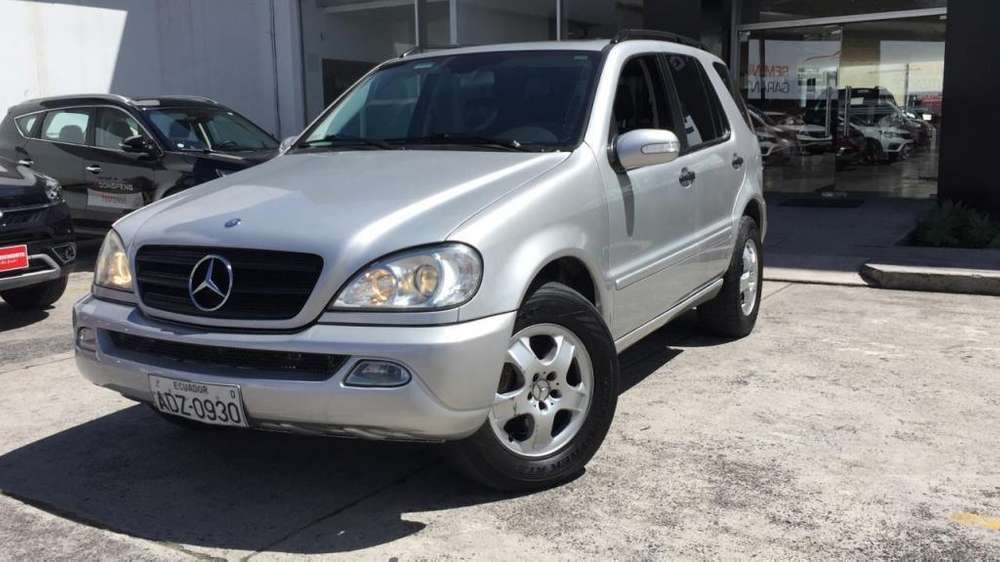Mercedes-Benz ML 2003 - 100000 km