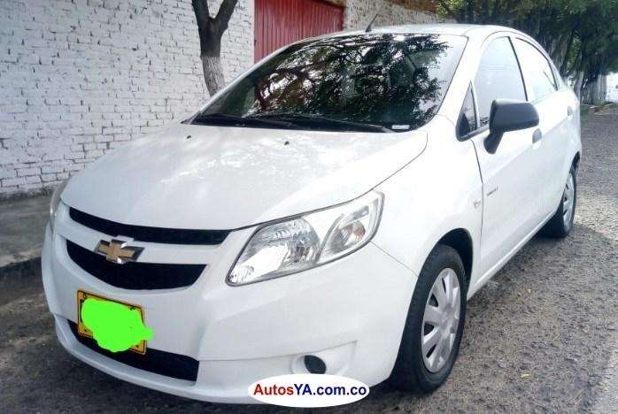 Chevrolet Sail 2016 - 54000 km