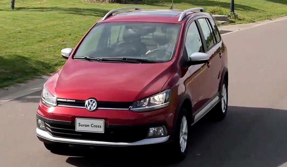 Volkswagen Suran Cross 2019 - 0 km