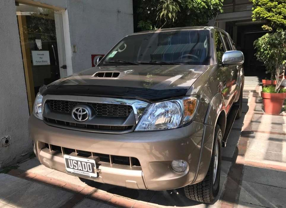 <strong>toyota</strong> Hilux 2007 - 129000 km
