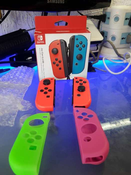 Controles Nintendo Switch