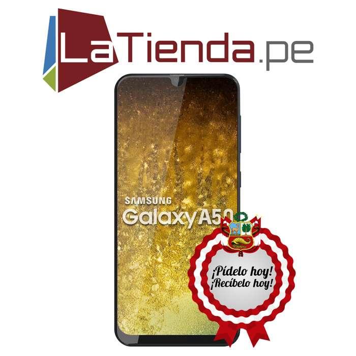 Samsung Galaxy A50 - Cámara frontal de alta resolución