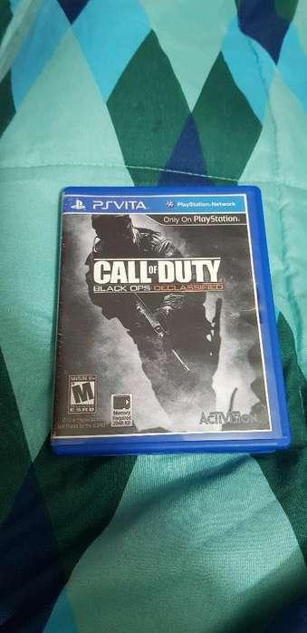 Vendo Juego Call Of Duty para Psvita