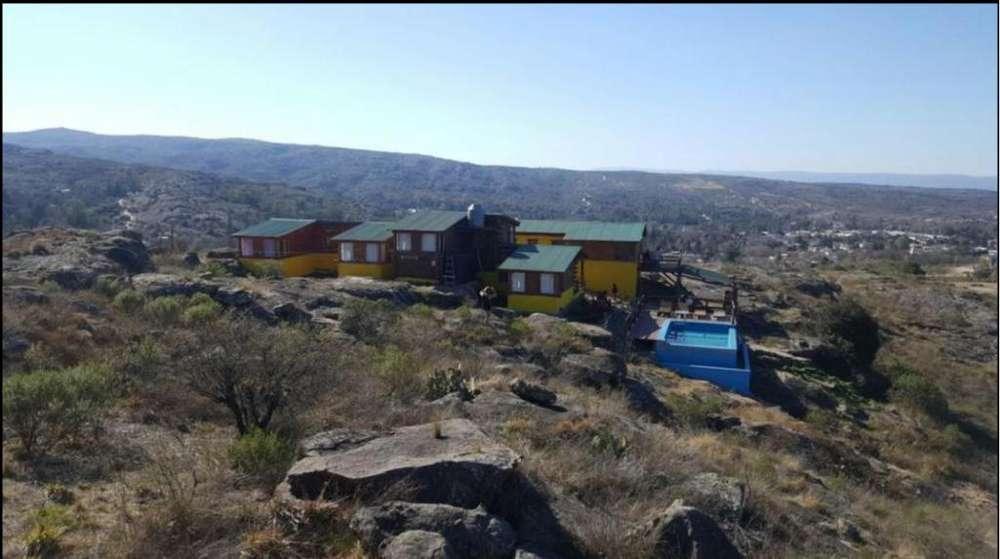 Valle de Punilla Complejo de Cabañas en Venta en Tanti