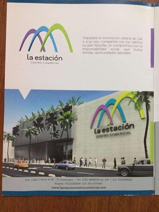 VENTA LOCAL COMERCIAL EN CENTRO COMERCIAL LA ESTACIÓN 55-00376