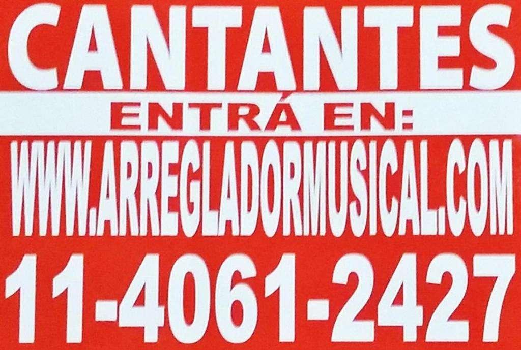 ATENCION CANTANTES DE SALTA Y JUJUY !!!!