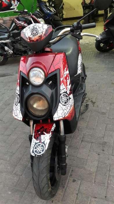<strong>yamaha</strong> Bws 125 2012