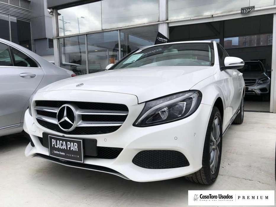 Mercedes-Benz Clase C 2018 - 15200 km
