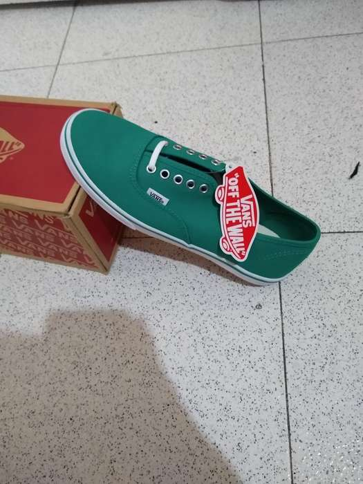 Vendo Zapatos Vans Originales