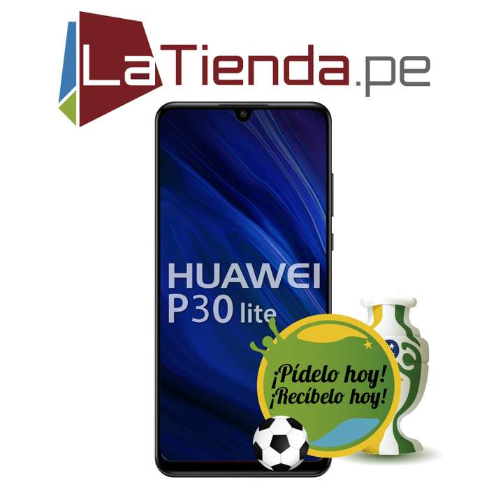 Huawei P30 Lite PAGO CONTRA ENTREGA