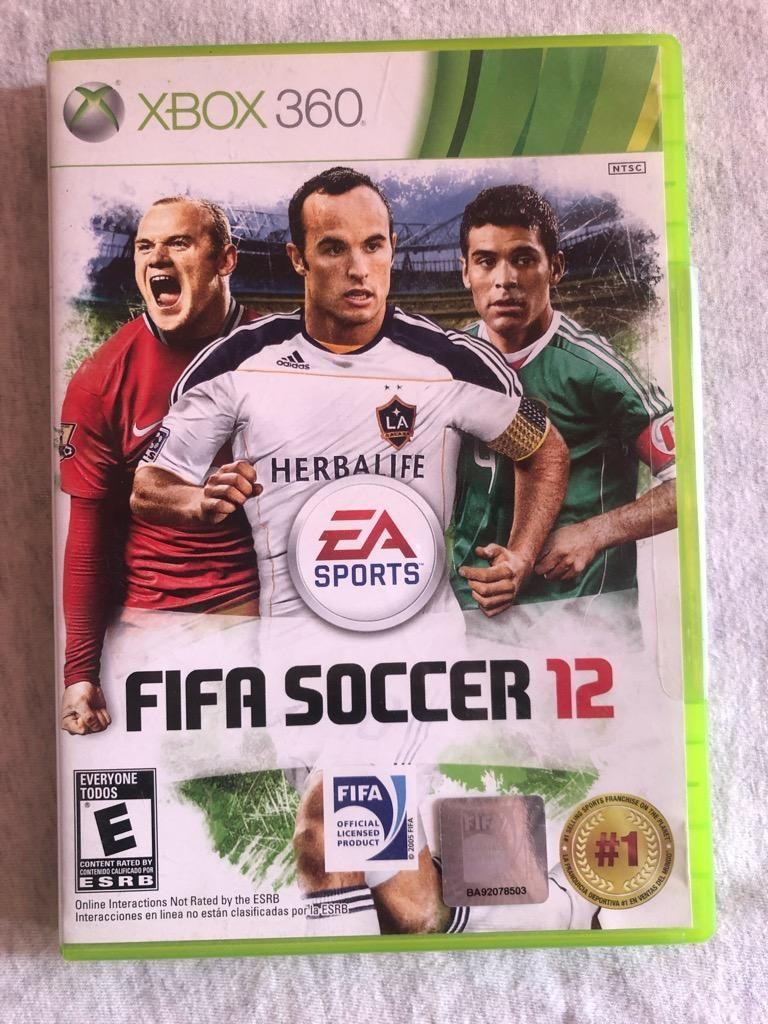 Se Vende Juegos Originales de Xbox 360