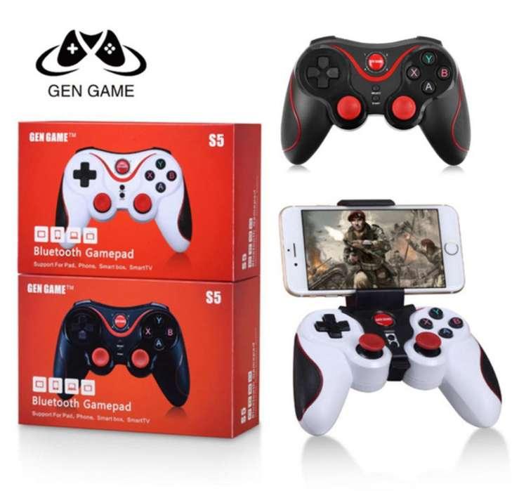 Gamepad Control para Celular