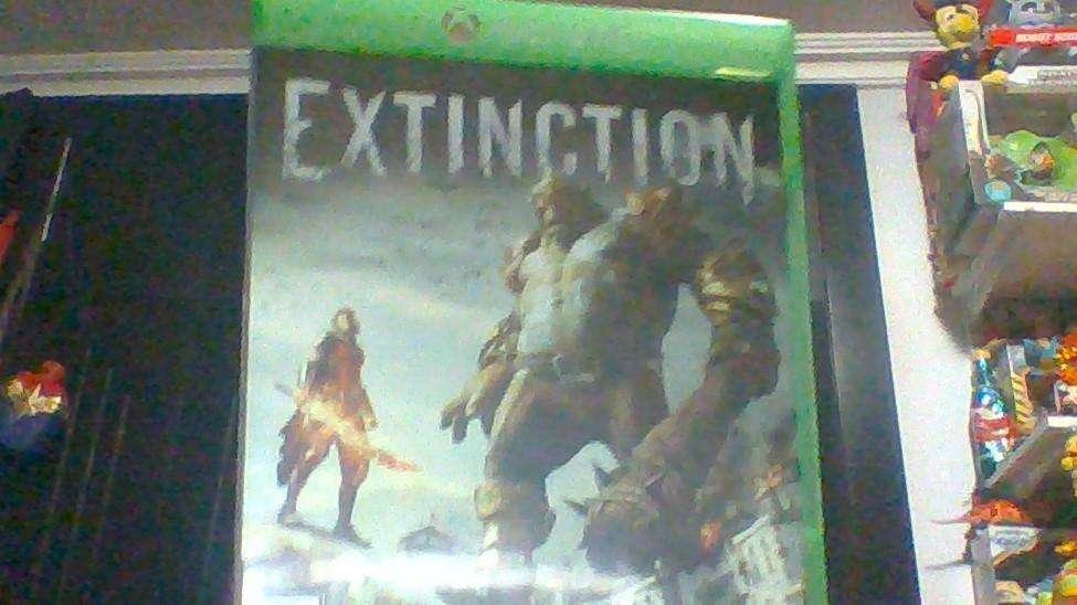 Extinction juego de Xbox One como nuevo