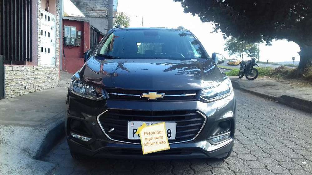 Chevrolet Tracker 2018 - 0 km