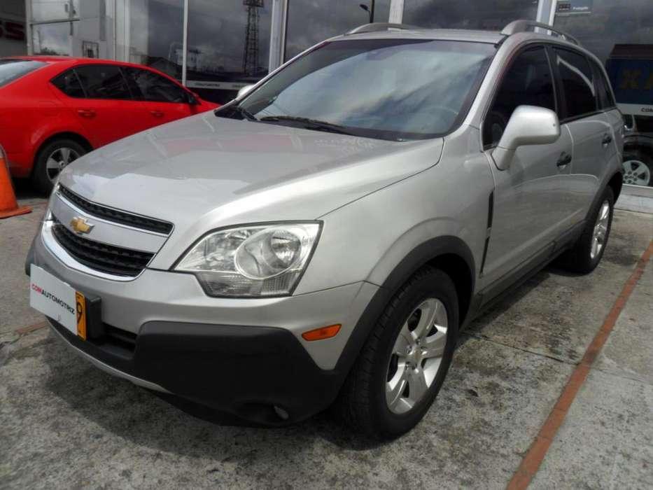 Chevrolet Captiva 2014 - 81000 km