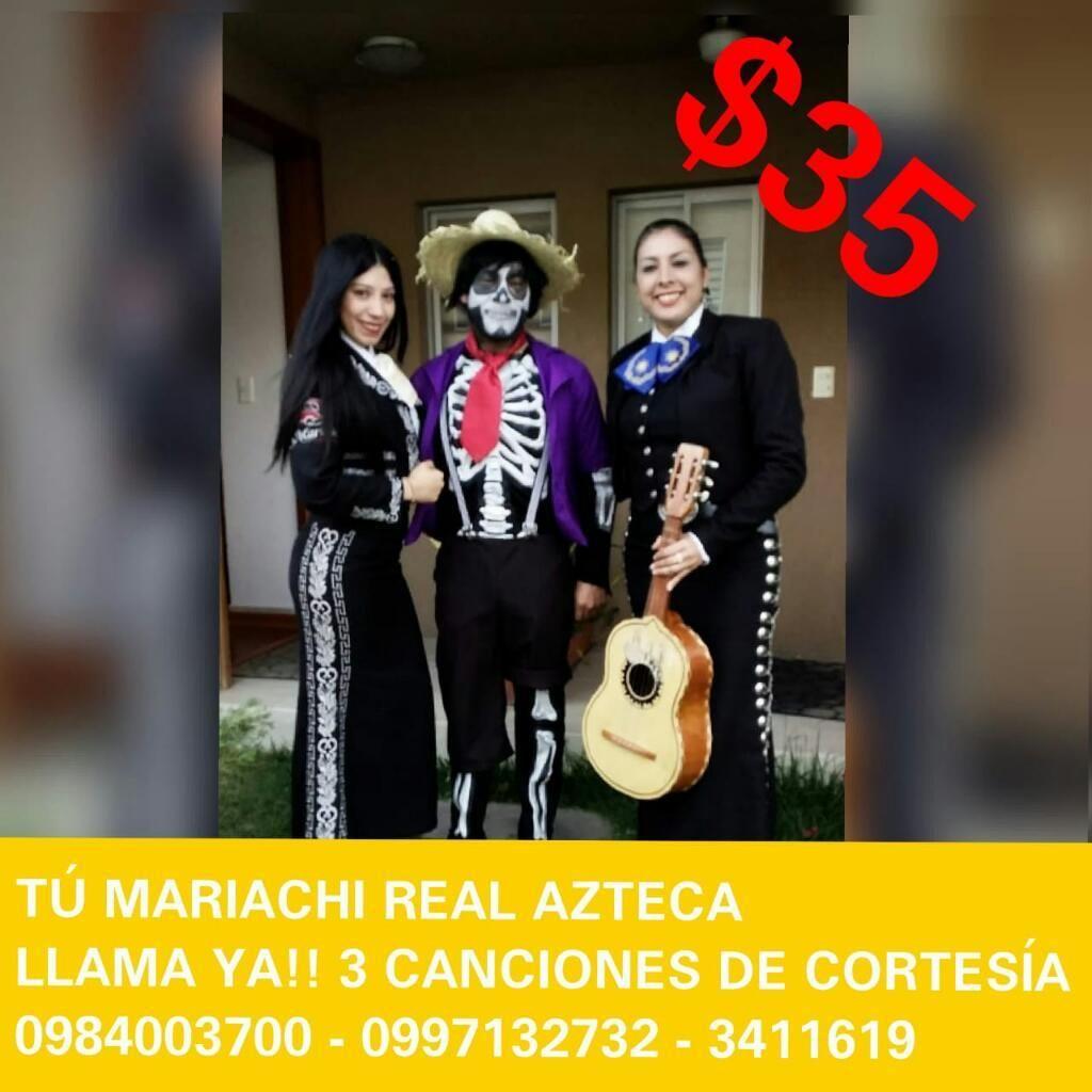 Mariachis Quito 0984003700