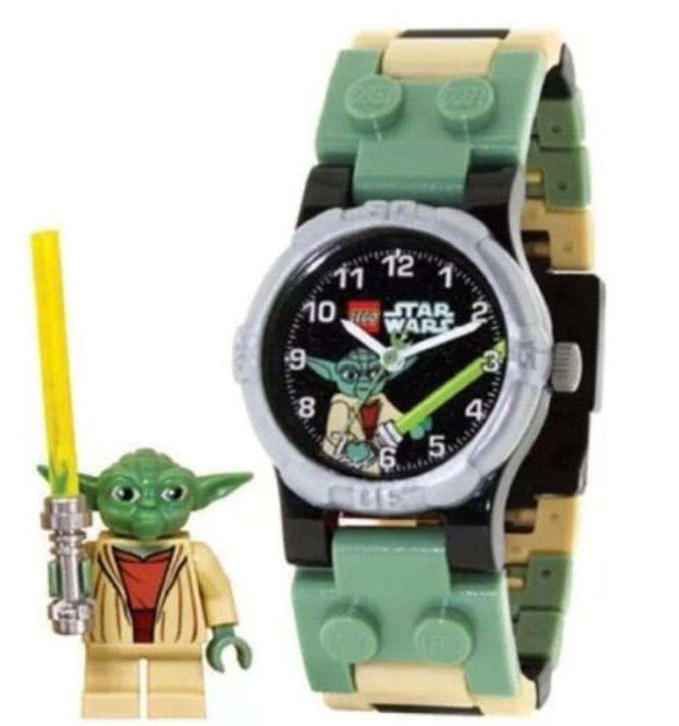 Reloj Lego Star Wars Yoda