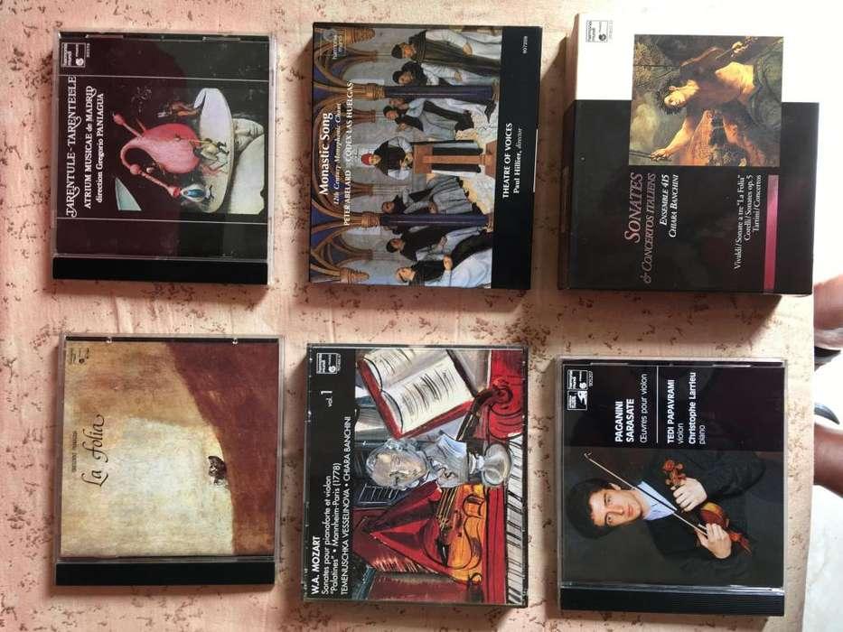 Coleccion de Musica CDs Originales