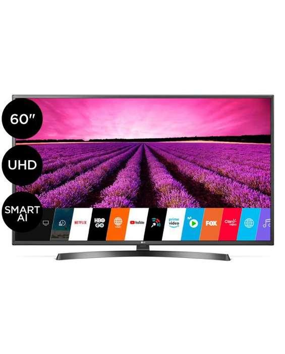 <strong>televisor</strong> LG 60 UHD 4K CON BLUETOOTH PARA SONIDO