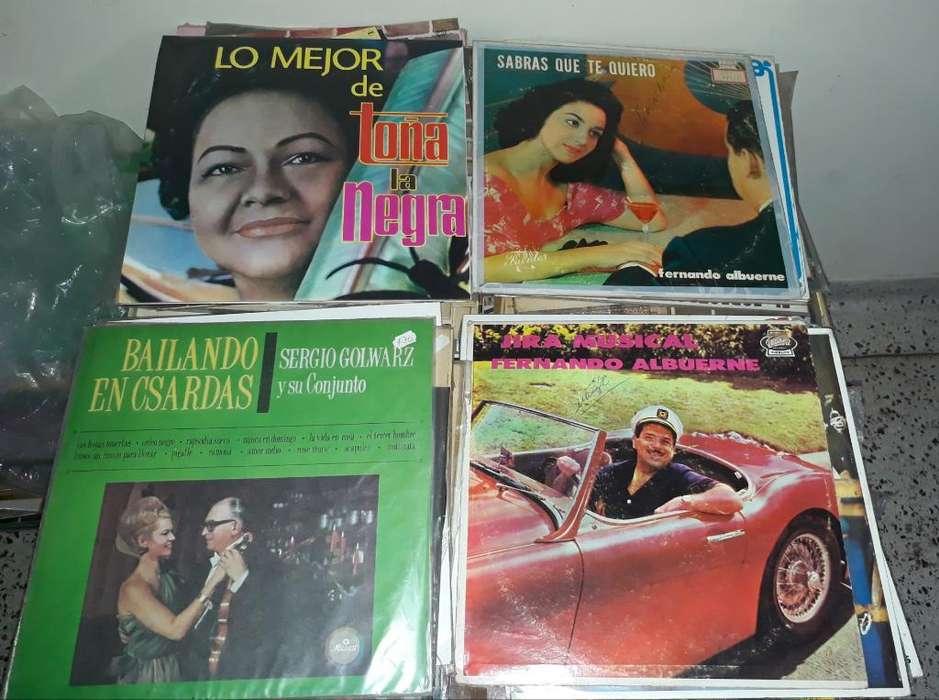 Longplays Discos, Acetatos, Álbumes