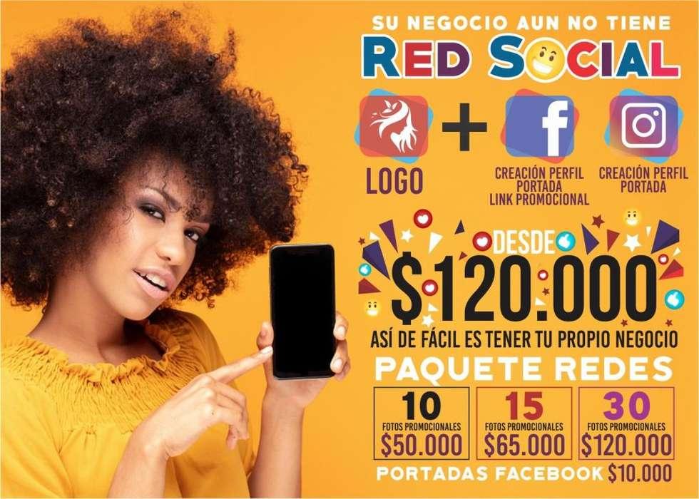Logos Logotipos publicidad Facebook Instagram personales empresas negocios