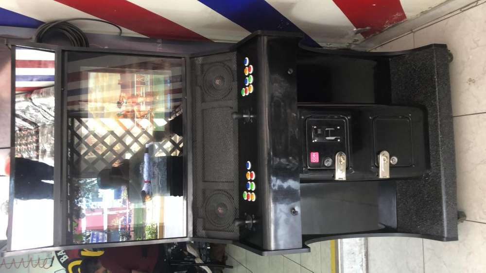 Maquinas de video juegos Arcade