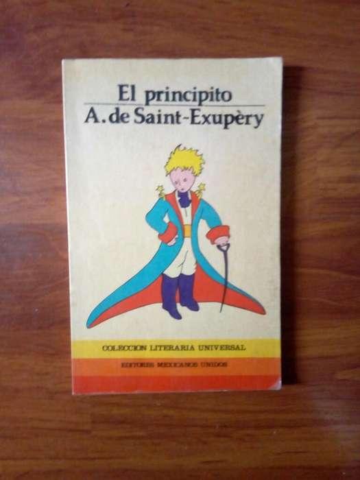 Se Vende Libro El Principito
