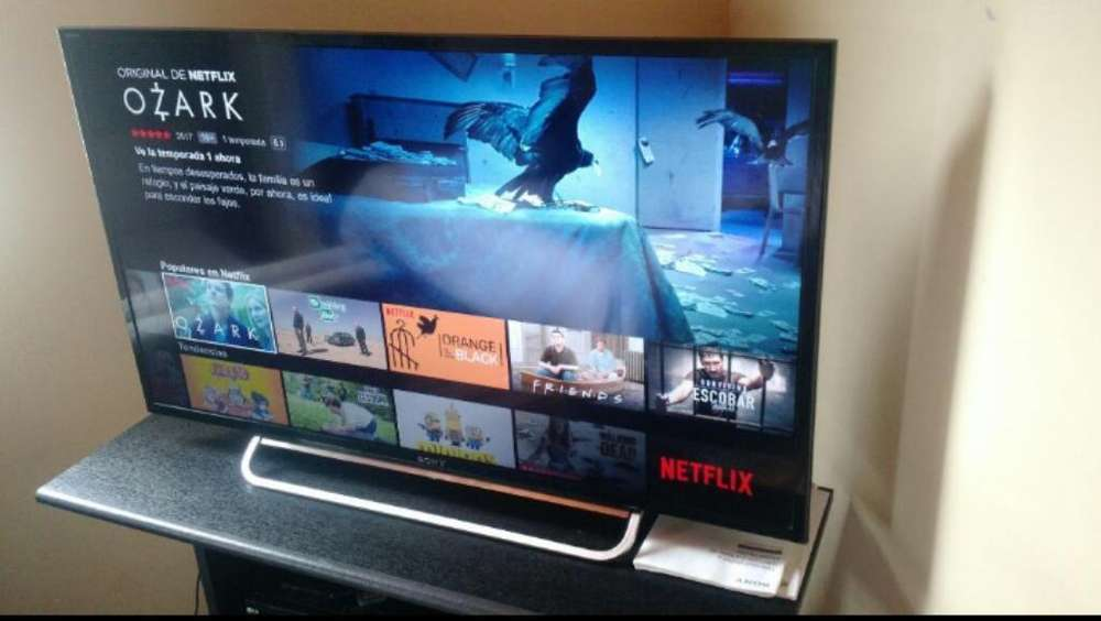 Televisor Sony Smart Usado 40 Pulgadas