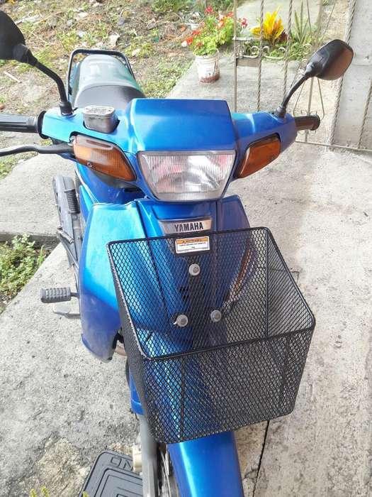 Moto Cripton Modelo 2008