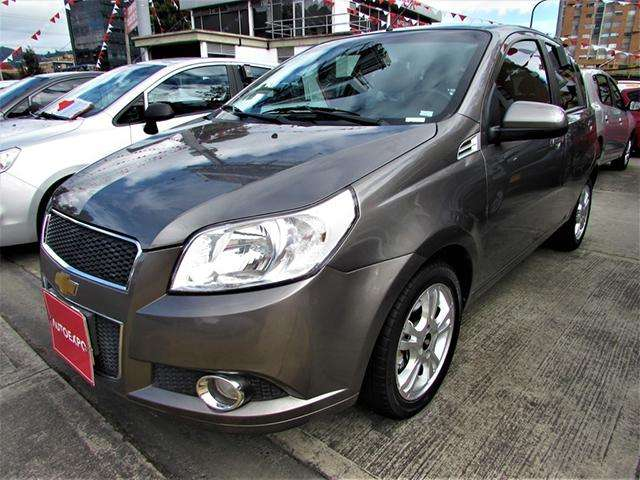 <strong>chevrolet</strong> Aveo Emotion 2013 - 49824 km