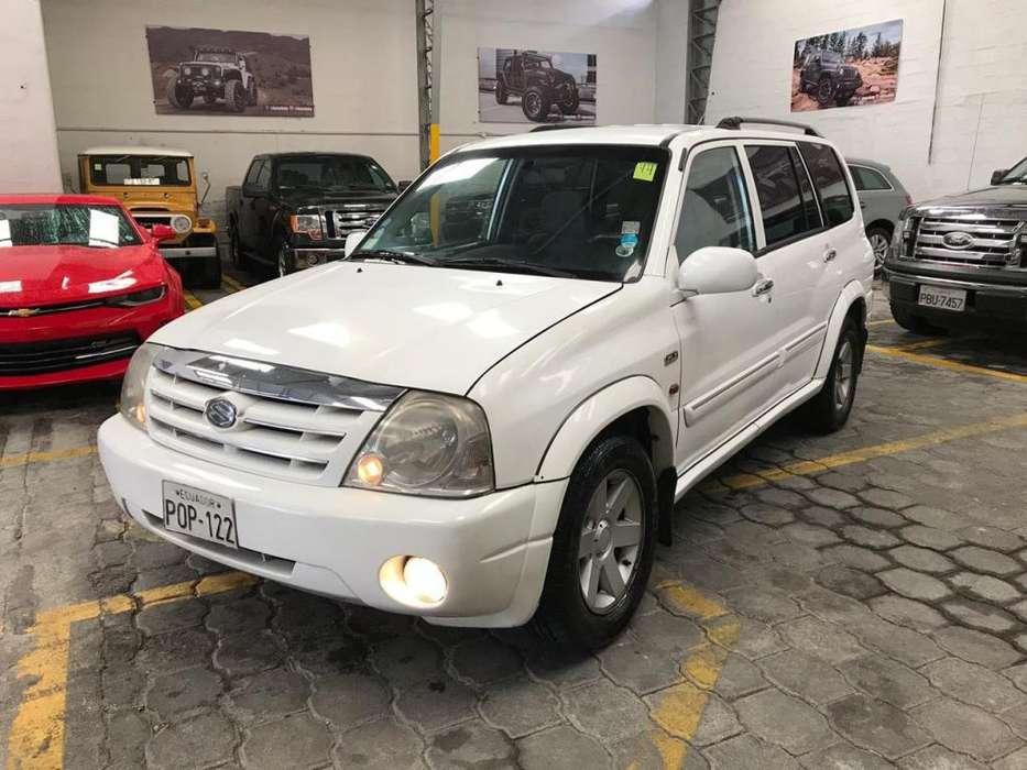 Chevrolet Grand Vitara 2006 - 220000 km