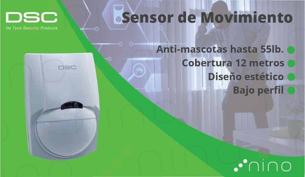 Sensor infrarrojo para alarmas