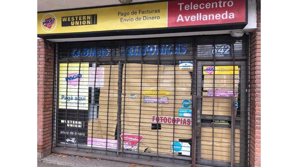 Avellaneda   900 -  9.000 - Local Alquiler