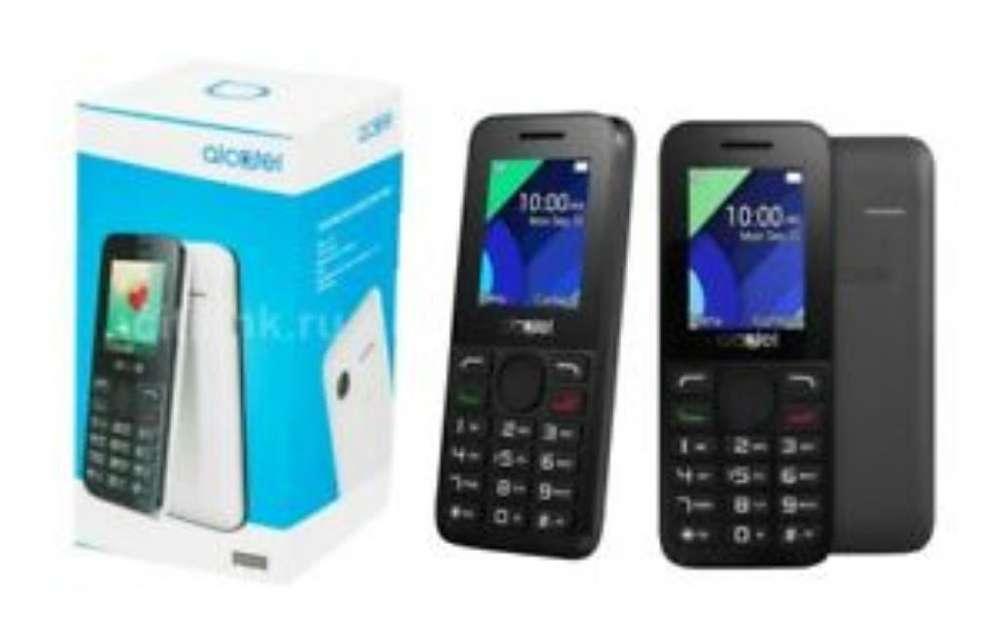 Teléfonos Celulares con Teclado Y Tapita
