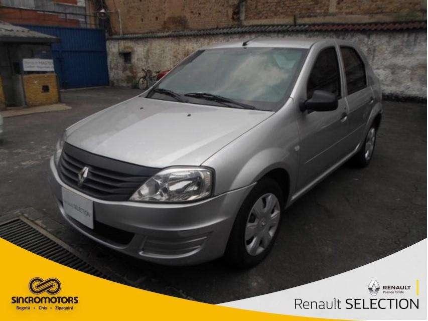 Renault Logan 2014 - 86834 km
