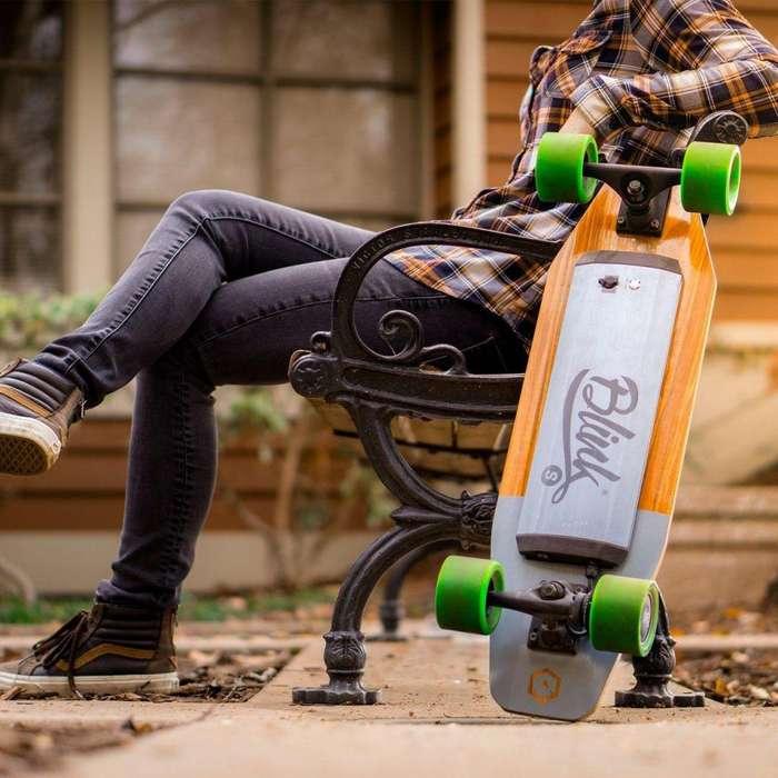 Patineta electrica Acton Blink S Electric Skateboard