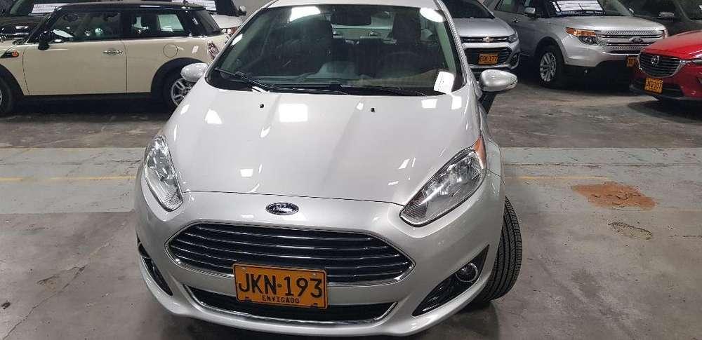 Ford Fiesta  2017 - 15000 km