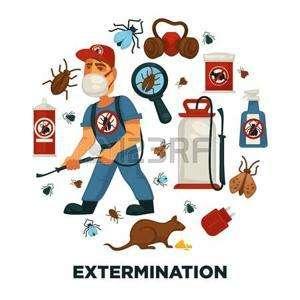 se ofrece recarga de extintores y fumigas iones industriales y particulares comtrol de plagas