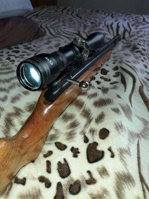 Vendo Rifle Menaldi Cazador
