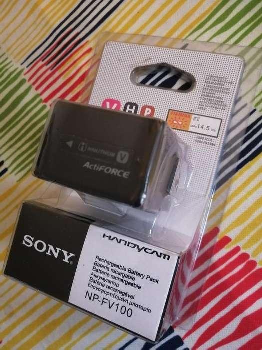 Batería Sony Np Fv100