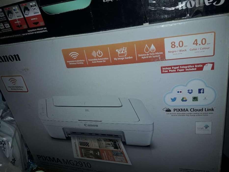 Impresora <strong>canon</strong> Pixma