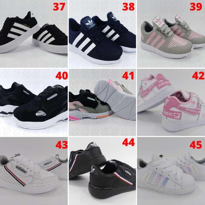 Zapatillas Tenis Calzado para Niños Envío y Obsequio GRATIS