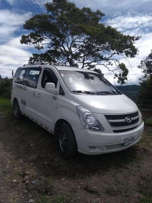 venta de camioneta hyundai h1