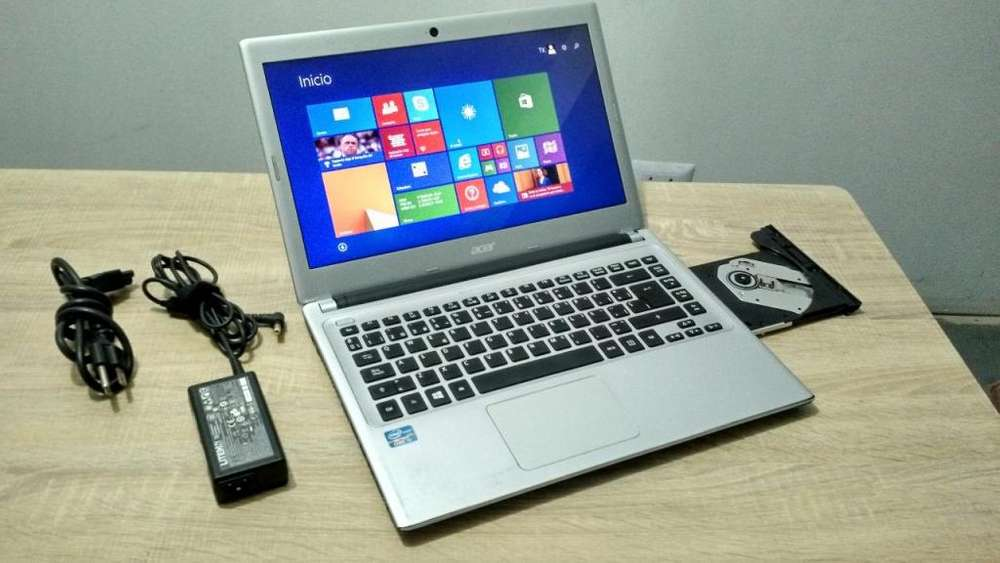 LAPTOP ACER I5 8GB RAM 500GB 2GB VIDEO INTEGRADA HD
