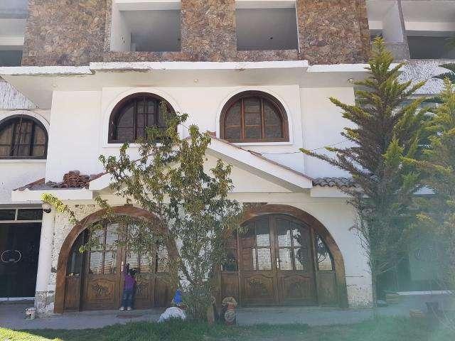 Propiedad para Empresa Hotelera, Hospedaje, local comercila cerca al centro de Tarma , zona tranquila y b