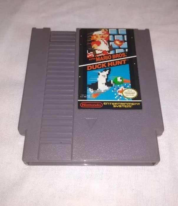Mario 1 Y Mario Patos para Nintendo Nes