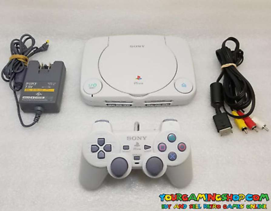 Play Station 1 Ps1 Buen Estado