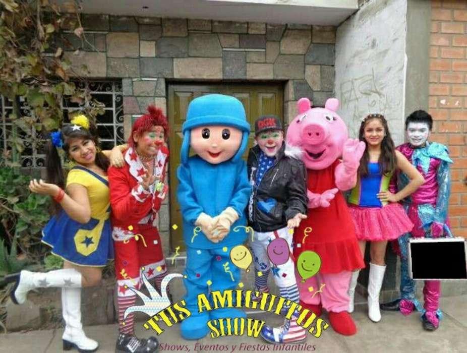 Show Infantil en San Juan de Lurigancho, lima, lima