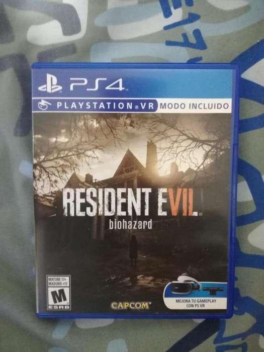 Resident Evil 7 biohazard USado 10/10
