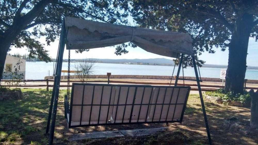 nf29 - Casa para 5 a 10 personas con cochera en El Nihuil